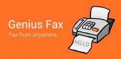 Genius Fax